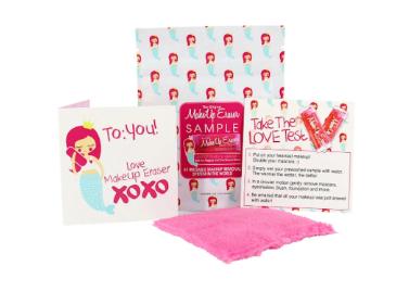 Free make up eraser