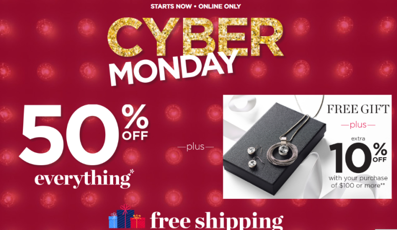 Christopher and banks cyber monday
