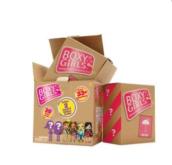 Boxy dolls jumbo crate