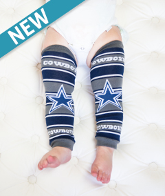 Baby leggings cowboys