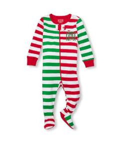 Children's place christmas pajamas