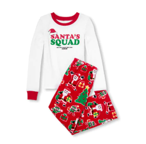Children's place christmas pajamas 2