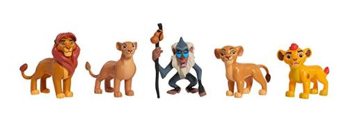 Lion guard 5 pk themed mini figures