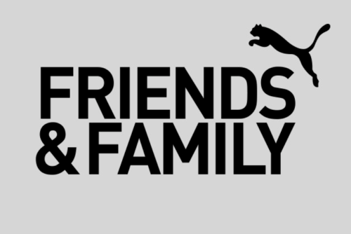 Puma friends and family