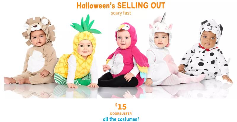 Carter's halloween costumes