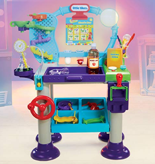 Little Tikes STEM Jr. Wonder Lab Toy with Experiments for kids $60 (Was $119)