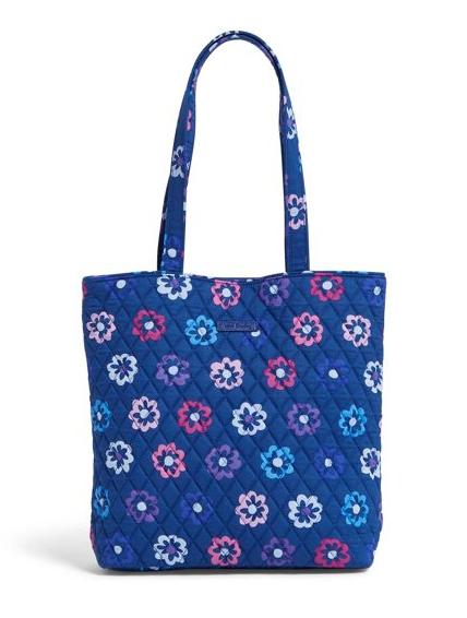 Vera bradley factory style tote bag