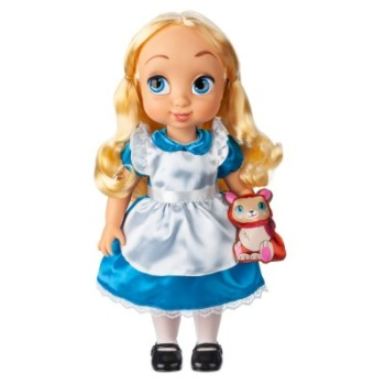 Disney Animators' Collection Alice Doll  16''