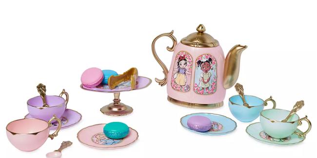 Disney Animators' Collection Tea Set under $20
